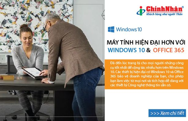 Windows 10 & Office 365