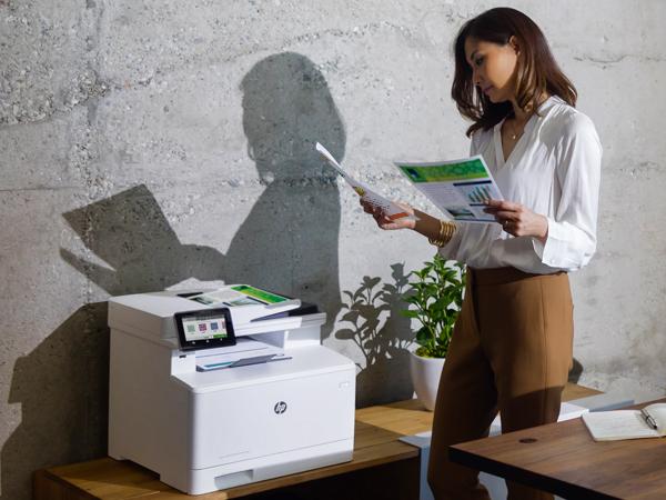 HP Color LaserJet Pro MFP M479FDW Printer W1A81A