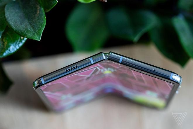 Samssung Galaxy Fold màn hình gập