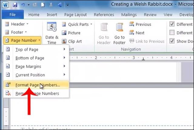 Cách đánh số trang trong Word 2010 cực nhanh, cực đơn giản