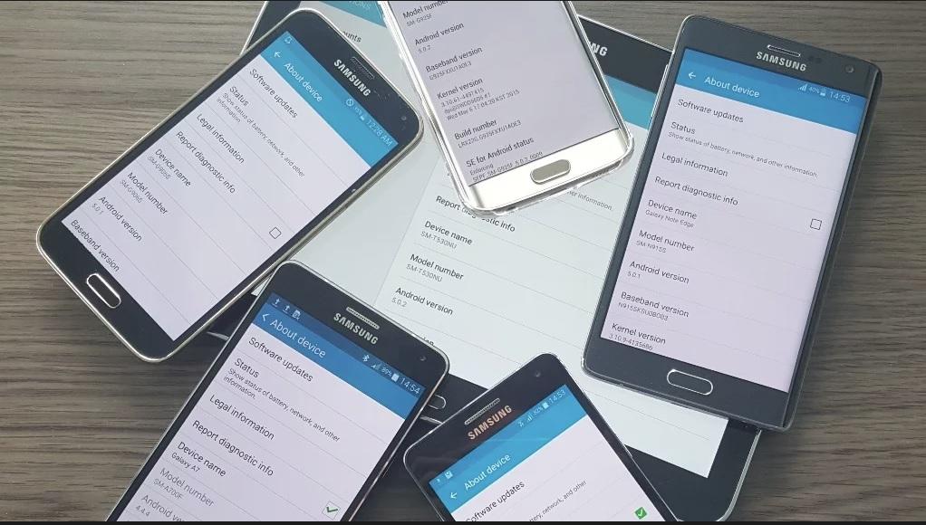 Bảo mật Samsung