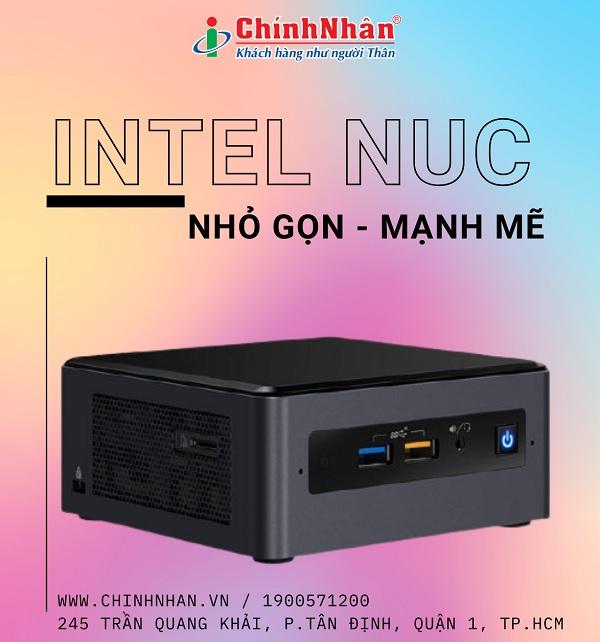 Máy tính PC mini Intel NUC Bean BOXNUC8I5BEH6