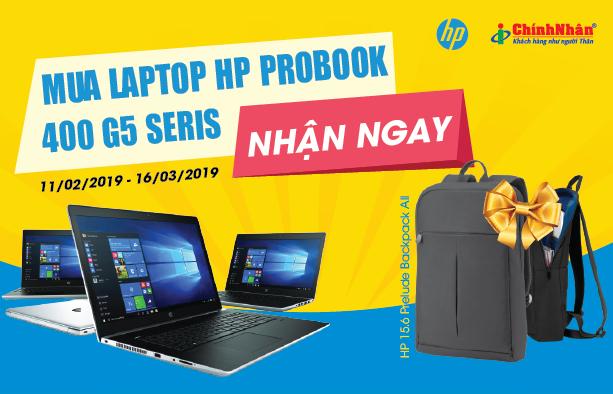 Khuyến mãi Laptop HP