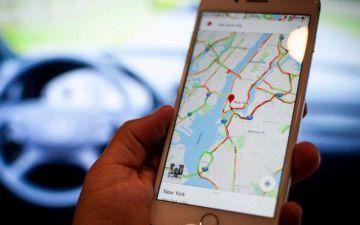 Google Maps đã có thể thông báo tốc độ của xe đang di ...