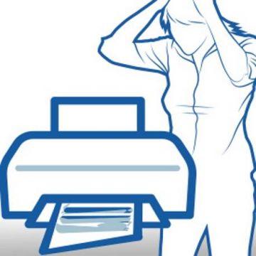 Các lỗi máy in thường gặp và cách khắc phục