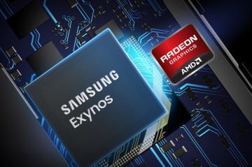 Samsung chi 100 triệu USD cho AMD, để tích hợp chip đồ ...