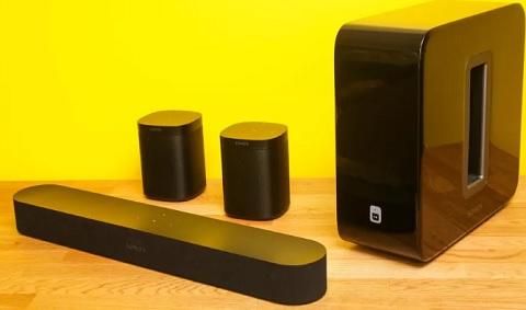 CES 2019: Google Assistant trình diễn loa thông minh Sonos