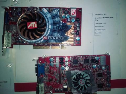 35 năm lịch sử phát triển phần cứng được thể hiện qua bức tường GPU tại văn phòng Microsoft - Ảnh 5.