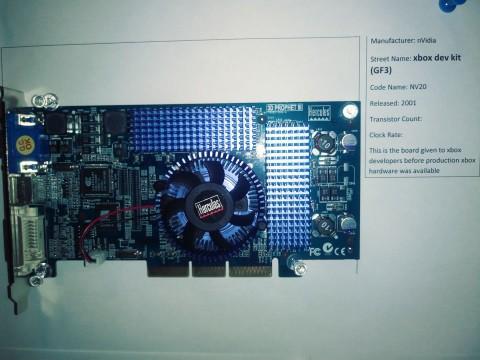 35 năm lịch sử phát triển phần cứng được thể hiện qua bức tường GPU tại văn phòng Microsoft - Ảnh 6.