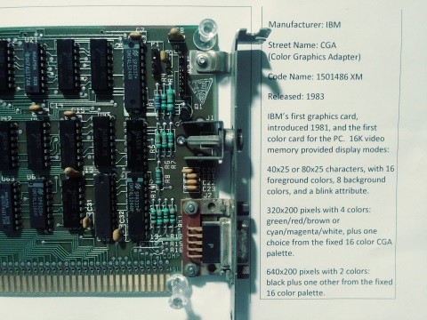 35 năm lịch sử phát triển phần cứng được thể hiện qua bức tường GPU tại văn phòng Microsoft - Ảnh 7.