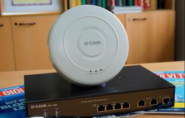 D-Link Unified Wireless: Giải pháp mạng Wi-Fi cho doanh nghiệp ...