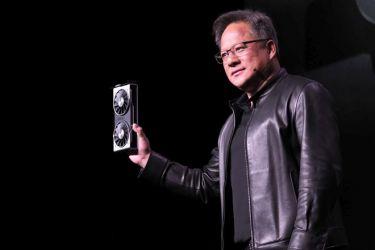 CEO Nvidia dìm hàng card đồ họa Radeon VII 7nm đầu tiên của AMD, cho rằng hiệu năng thực tế chỉ bằng một góc RTX 2080