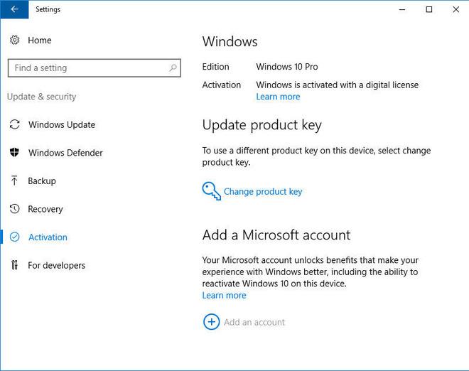 Cách cập nhật từ Windows 7 lên Windows 10 hoàn toàn miễn phí giữ bản quyền