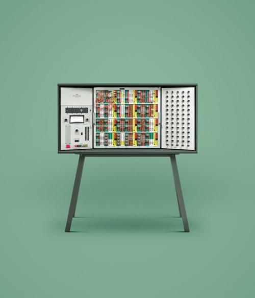 Hình ảnh 10 chiếc máy tính cổ xưa chưa từng công bố - 5