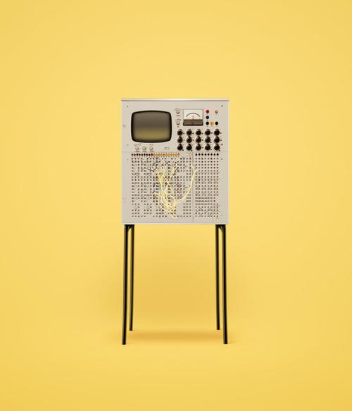 Hình ảnh 10 chiếc máy tính cổ xưa chưa từng công bố - 9