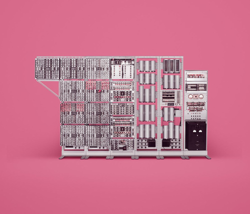 Hình ảnh 10 chiếc máy tính cổ xưa chưa từng công bố - 1