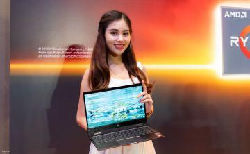 HP đưa máy tính chạy Ryzen về Việt Nam, Envy x360, ...