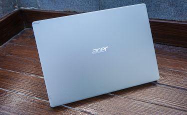 Laptop Acer Aspire 5 chạy chip Core i thế hệ 10 giá từ 12 triệu đồng