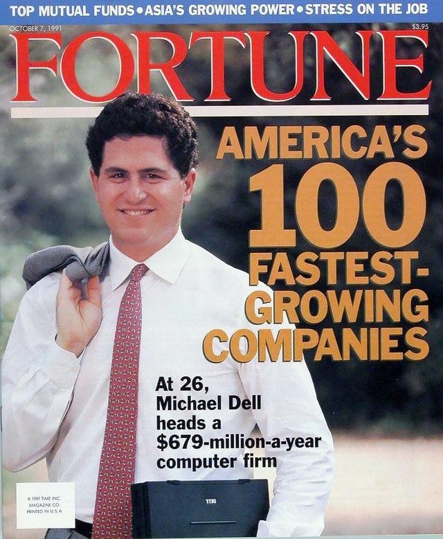 Chân dung nhà sáng lập hãng Dell: Tỷ phú Do Thái máu kinh doanh từ bé, trái lời bố mẹ bỏ trường Y để khởi nghiệp - Ảnh 9.