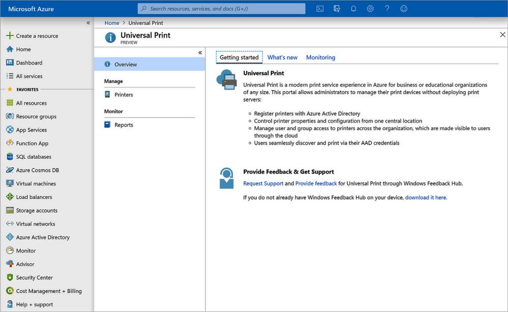 Microsoft công bố giải pháp in dựa trên đám mây Universal Print