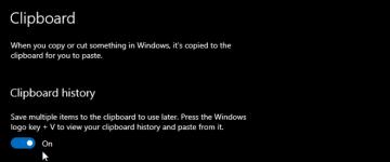 Sửa lỗi phím tắt Windows+Shift+S không hoạt động trên ...