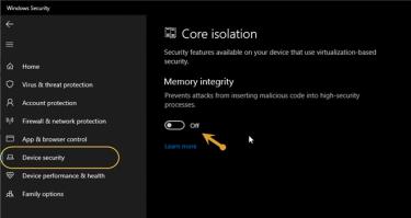 Windows 10 xuất hiện lỗi không thể cài đặt driver và cách khắc phục