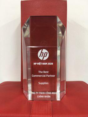 Chính Nhân - The best commercial partner supplies - HP Việt Nam 2020