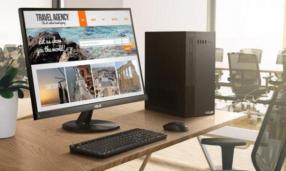 Máy bộ Asus ExpertCenter và laptop ExpertBook phù hợp nhu cầu doanh nghiệp