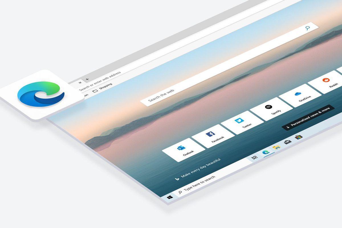 Microsoft Edge thành trình duyệt phổ biến thứ 2 thế giới