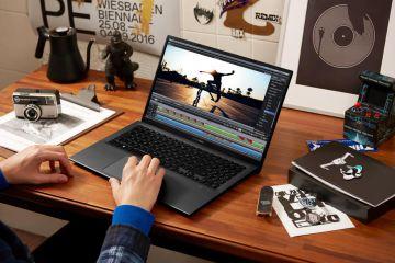 """ASUS """"Chơi lớn"""" với dòng sản phẩm VivoBook phổ thông ..."""