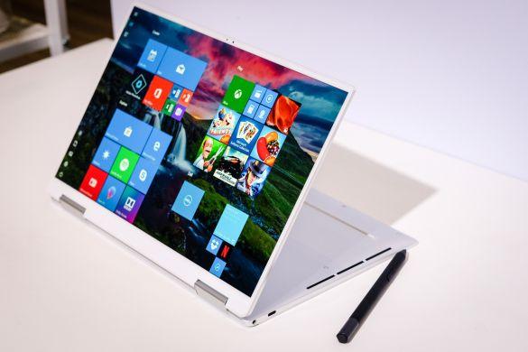 Dell làm mới XPS '2 trong 1' viền siêu mỏng