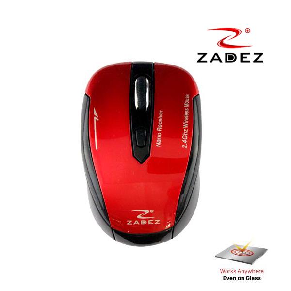 Chuột không dây Bluetooth ZADEZ Mouse Logitech Wireless chính hãng giá tốt