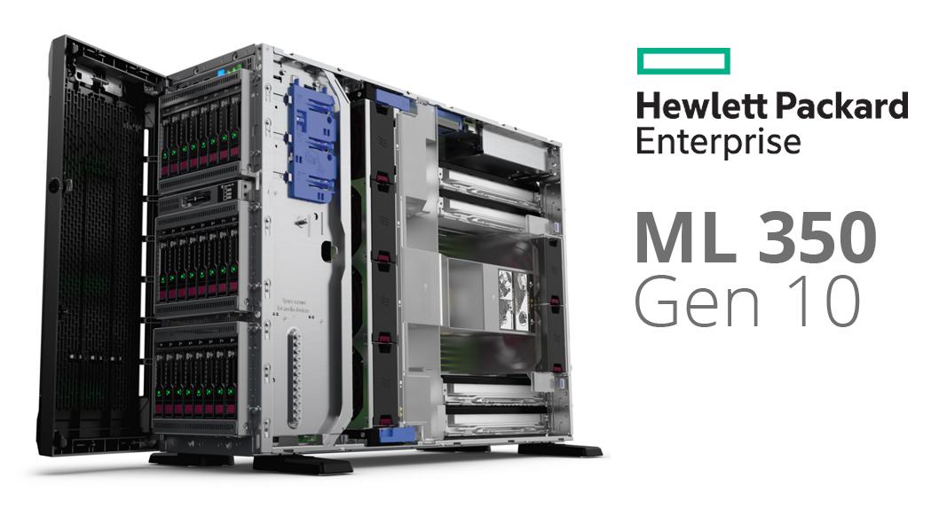 Máy chủ Server HPE chính hãng ML30, ML350 , DL360, DL380 Gen10