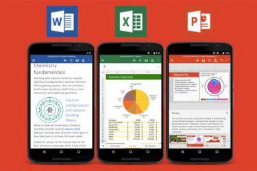 Microsoft ngừng hỗ trợ ứng dụng Office cho thiết bị Android cũ
