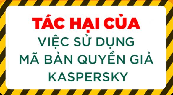Cách phân biệt thẻ cào mã bản quyền Kaspersky thật - giả
