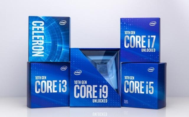 Intel công bố CPU desktop Gen 10th Comet Lake mới: vẫn là 14nm nhưng xung nhịp tối đa đạt tới 5,3GHz