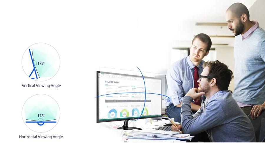 Những màn hình nên dùng khi làm việc tại nhà
