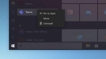 Microsoft đang bí mật phát triển Start Menu có thiết kế ...