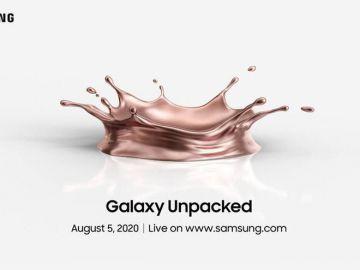 Samsung chính thức thông báo sự kiện Unpacked 2020 ra mắt ...