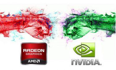 Card đồ họa của AMD lần đầu tiên vượt mặt Nvidia sau 5 năm