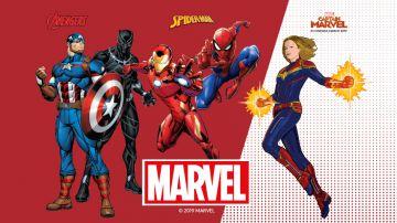 Mouse Logitech M238 Marvel Collection dành cho Fan của siêu anh ...