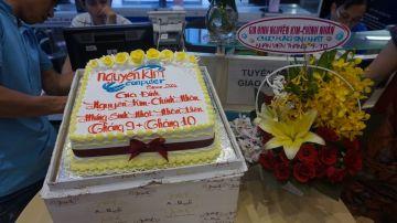 Sinh nhật nhân viên tháng 9 và 10-2017