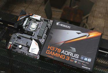 Bo mạch chủ Gigabyte Z370 sẽ hỗ trợ chip Core i 9000 series