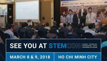 CÙNG INTEL THAM DỰ EVENT STEMCON 2018