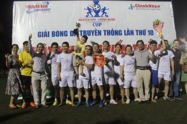 Dư âm mùa giải Nguyên Kim – Chính Nhân Cup 2018 còn mãi