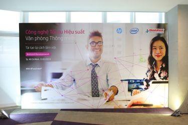 Hội thảo Công nghệ tối ưu hiệu suất văn phòng thông minh