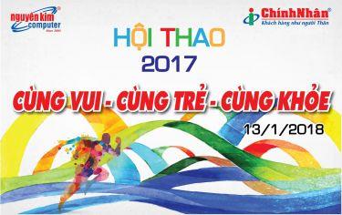 HỘI THAO TRUYỀN THỐNG NĂM 2017