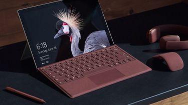 New Surface Pro 2017 – Phiên bản tablet hoàn hảo của Microsoft
