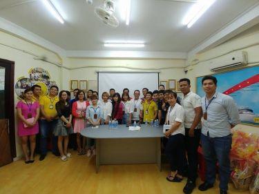 Training Camera KB Vision & Questek tại Công Nghệ Chính Nhân tháng 01-2018