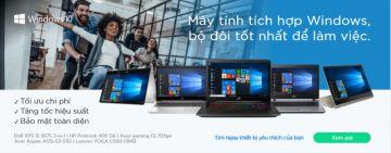 Máy tính tích hợp Windows, bộ đôi tốt nhất để làm ...